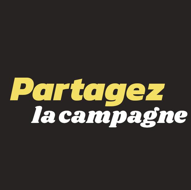 Partagez la campagne